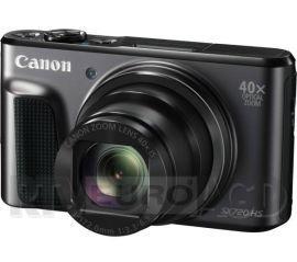 Canon PowerShot SX720HS (czarny)