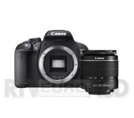 Canon EOS 700D + 18 - 55 mm DC III