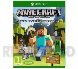 Minecraft: Xbox One Edition – pakiet ulubionych dodatków