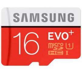 Samsung microSD EVO Plus 16GB 80 MB/s
