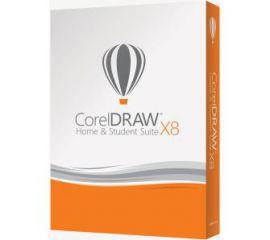 Corel DRAW Home & Student Suite X8 PL Box