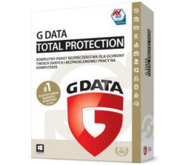 G Data Total Protection 2017 Aktualizacja 3PC BOX 12m-cy