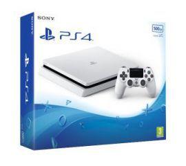 Sony PlayStation 4 Slim 500GB (biały)