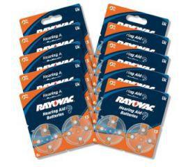 Rayovac baterie do aparatu słuchowego typ 13 (80 szt.) w RTV EURO AGD