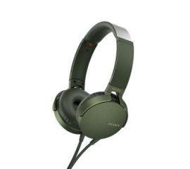 Sony MDR-XB550AP (zielony) w RTV EURO AGD