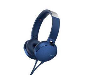 Sony MDR-XB550AP (niebieski) w RTV EURO AGD