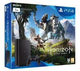 Sony PlayStation 4 Slim 1TB + Horizon Zero Dawn w RTV EURO AGD