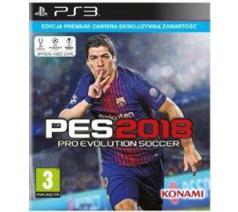 Pro Evolution Soccer 2018 - Edycja Premium