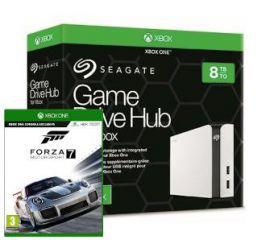 Seagate Game Drive HUB 8TB dla Xbox One STGG8000400 + gra Forza Motosport 7 - przedsprzedaż