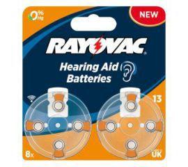 Rayovac baterie do aparatu słuchowego typ 13 (8 szt.)