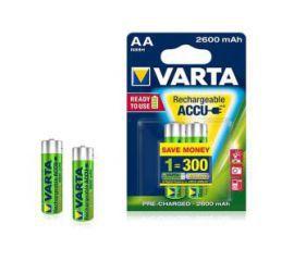 VARTA Rechargeable ACCU AA 2600 mAh (2 szt.)