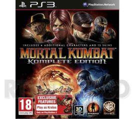 Mortal Kombat Komplete Edtion