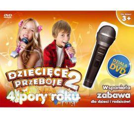 Techland Karaoke Dziecięce Przeboje 2