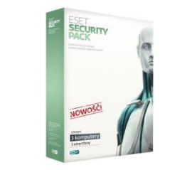 Eset Security Pack BOX 3stan/24m-ce