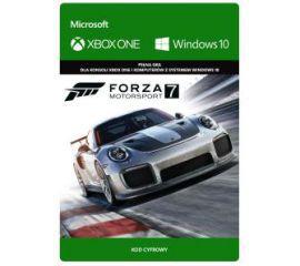 Forza Motorsport 7 [kod aktywacyjny]Dostęp po opłaceniu zakupu