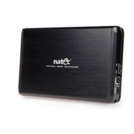 NATEC Obudowa HDD 3.5'' RHINO USB 3.0 (Sata) Aluminium