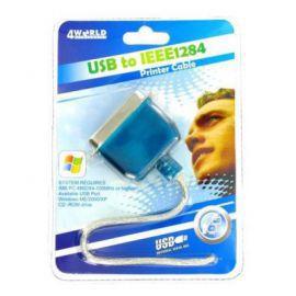 4world Adapter USB 2.0 do LPT Centronics
