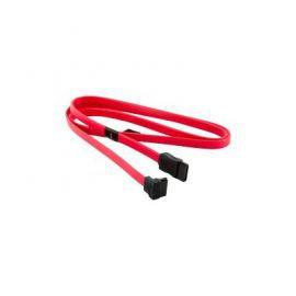 4world Kabel HDD   SATA 3   SATA - prawy SATA   90cm czerwony