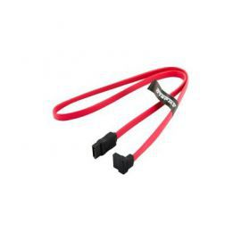 4world Kabel HDD   SATA 3   SATA-SATA Serial ATA   60cm   lewy czerwony