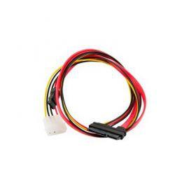4world Kabel HDD   SATA 3  SATA Serial ATA   60cm  zasilanie   transfer danych