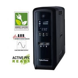 Cyber Power CP1500EPFCLCD 900W/LCD/USB/RS/4ms/ES