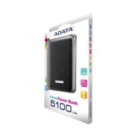 Adata Power Bank PV120 5100mAh Black 2.1A
