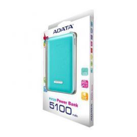 Adata Power Bank PV120 5100mAh Blue 2.1A