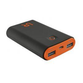 Trust UrbanRevolt Cinco PowerBank 7800 Portable Charger - black/orange