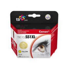 TB Print Tusz do Canon PIXMA MX 925 YellowTBC-CLI551XLYE