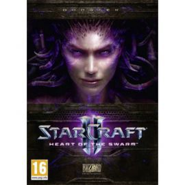 Blizzard StarCraft 2 Heart of the Swarm PC PL