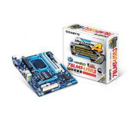 Gigabyte GA-78LMT-USB3 AMD3+ AMD760G 4DDR3 RAID/USB3 uATX