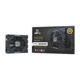 XFX Core TS 650W (80+ Bronze, 4xPEG, 135mm, Single Rail)