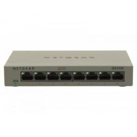 Netgear Przełącznik niezarządzalny 8x10/100/1000 metal  GS308
