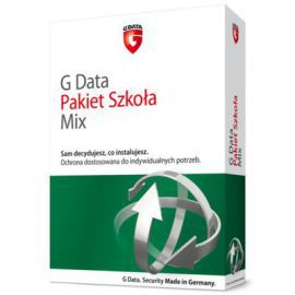 G DATA Pakiet Szkoła MIX 50 PC BOX