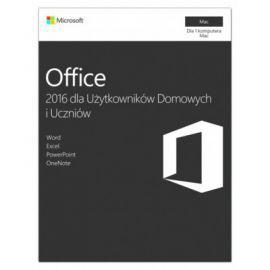 Microsoft Office Mac Home&Student 2016 PL 32-bit/x64 P2  GZA-00991
