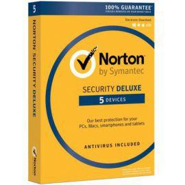 Symantec *Norton Sec.3.0 DELUX PL CARD 1Użytkownik 5Urz±deń 1Rok 21357600