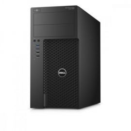 Dell Precision T3620 Win7/10Pro E3-1240v5/256GB/1TB/8GB/DVDRW/K620/365W/MS116/KB216/3Y NBD