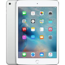 Apple iPad mini4 128GB W&C Silver            MK772FD/A