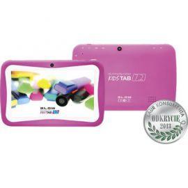 BLOW Tablet kidsTAB 7'' PINK + silikonowe etui