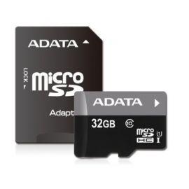 Adata microSD Premier 32GB UHS-1/class10 + adapter