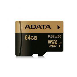 Adata microSD XPG 64GB UHS-1/ U3 + adapter 95/90 MB/s