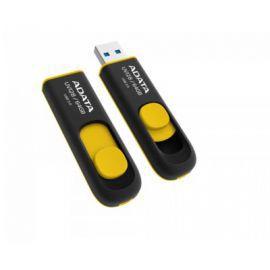 Adata DashDrive UV128 64GB USB3.0 czarno - żółty 90MB / 40MB