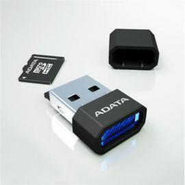 Adata USB czytnik kart microSD - Niebieski