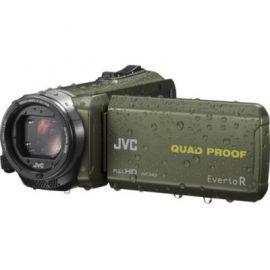 JVC GZ-R435 green