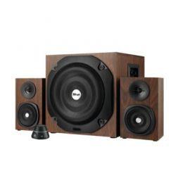 Trust Vigor 2.1 Subwoofer Speaker Set - brown