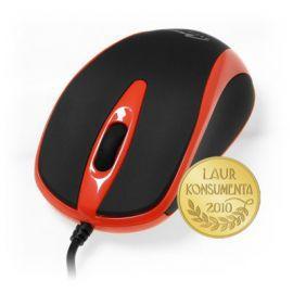 Media-Tech Mysz optyczna 800dpi czarno-czerwona MT1091R