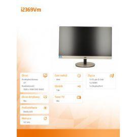 AOC 23'' i2369Vm  LED IPS HDMI MHL DP Głośniki