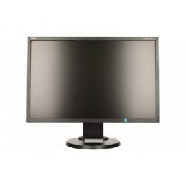 NEC 22'' E223W bk W-LED DVI, 5ms czarny