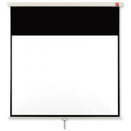 AVTek Ekran ścienny ręczny Video 200, 4:3, 196x146.5cm, powierzchnia biała, matowa
