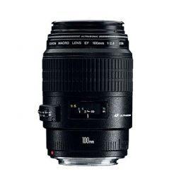 Canon EF 100MM 2.8 USM MACRO 4657A011